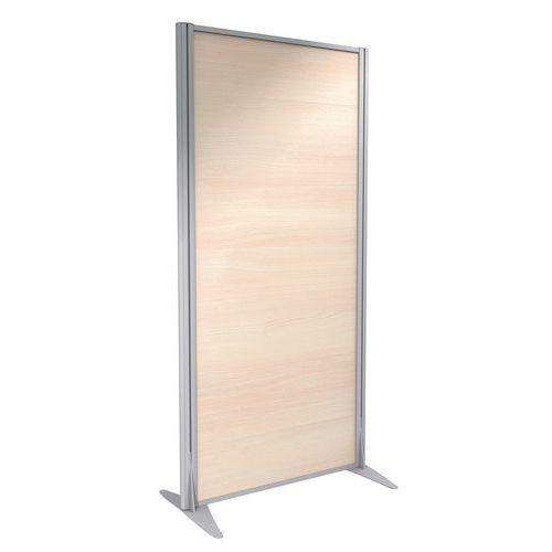 Akoestische scheidingswand Kprim - Melamine - Hoogte 165 cm