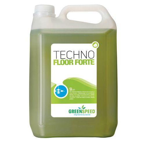 Vloerreiniger alkalisch Ecolabel - fles 5 l