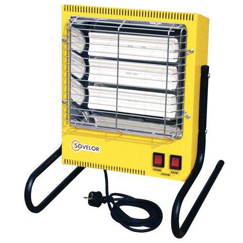 Terrasverwarmer - Elektrisch - Draagbaar