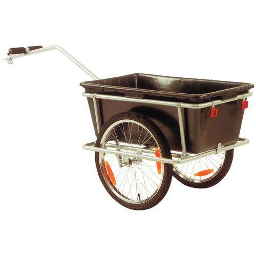 Aanhangwagen voor fietsen - Draagvermogen 50 kg