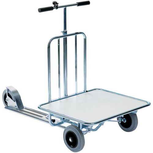 Trolleystep voor magazijn - Laadvermogen 150 kg