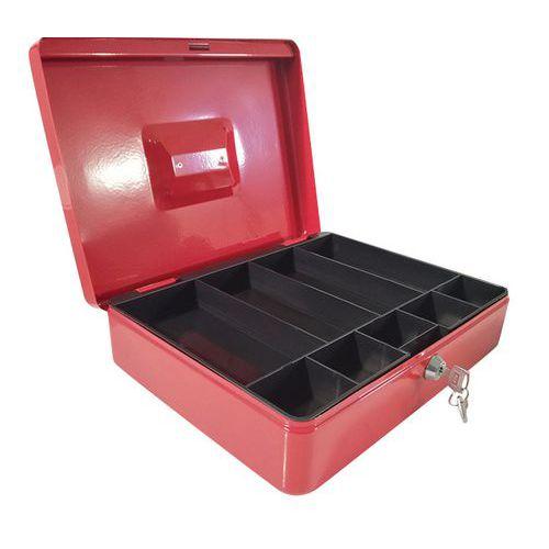 Caisse à monnaie Eco - 9 compartiments