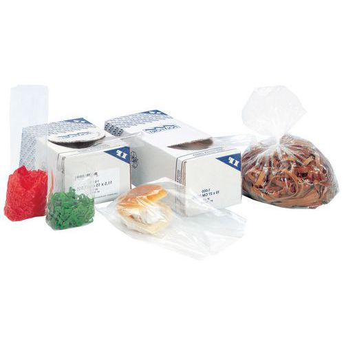 Verpakkingszakje met platte bodem