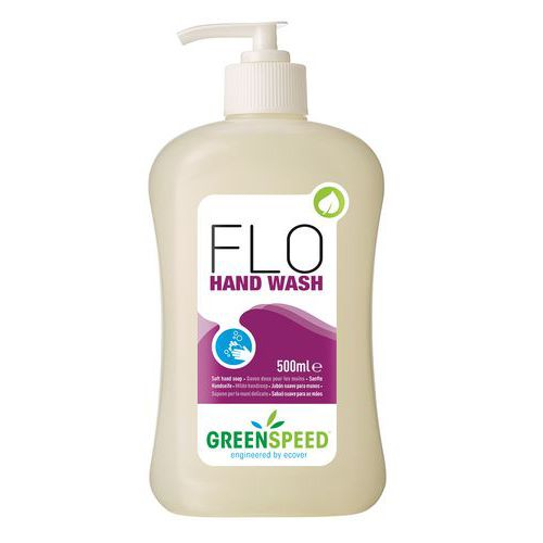 Flo hand wash - Greenspeed handzeep - 0.5 L