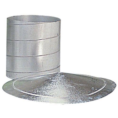 Collier de serrage monofil pour gaines de ventilation - Ø 160 à 315 mm