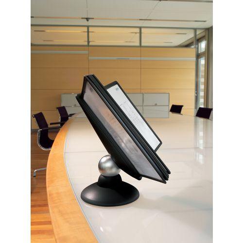 Pupitre de table rotatif pour bureau sherpa motion - Pupitre incline pour bureau ...