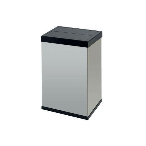 poubelle avec couvercle fermeture automatique 40 l. Black Bedroom Furniture Sets. Home Design Ideas