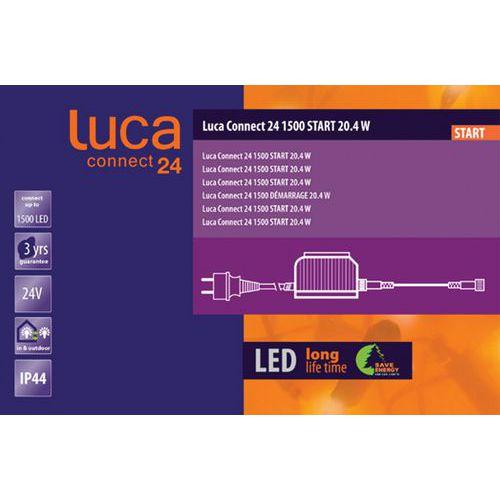Verlichting Luca Connect 24 - transformator met startsnoer