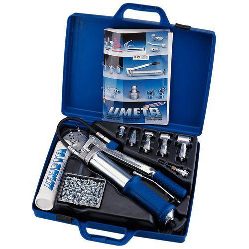 Koffer met smeermateriaal Twin Lock Ultra Set