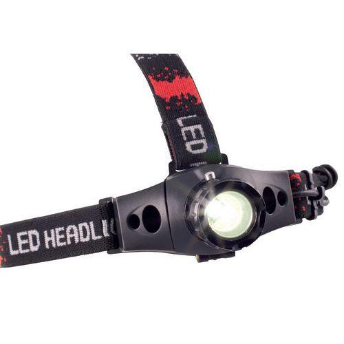 Led-hoofdlamp Cree Q5 - 160lm