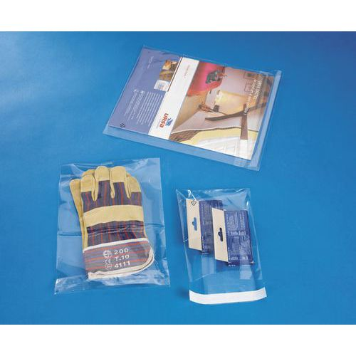 Verpakkingszakje met kleefsluiting Minigrip® - 50 µm