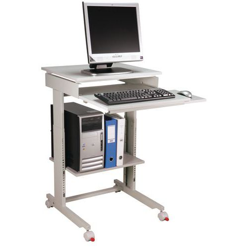 Computertafel Twin 6820
