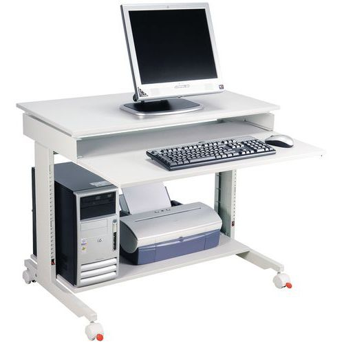Computertafel Twin 6810