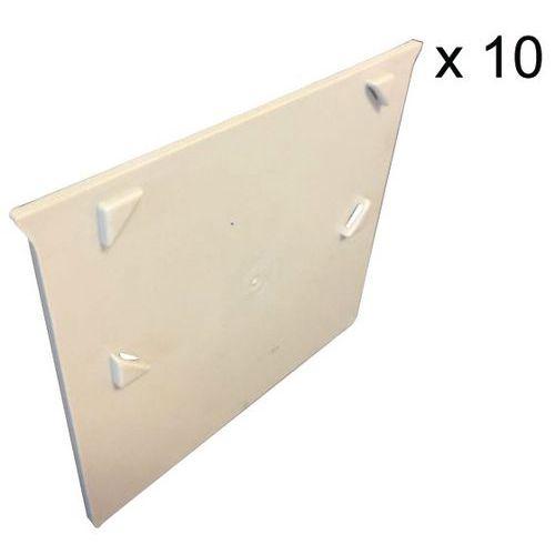 Séparateur transversal pour tiroir A - Lot de 10