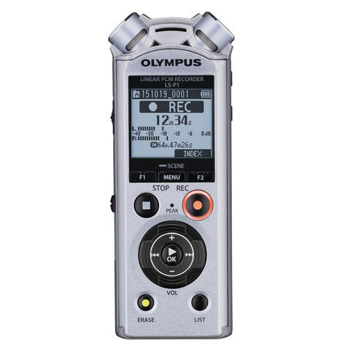 Digitale dictafoon - Olympus - LS-P1