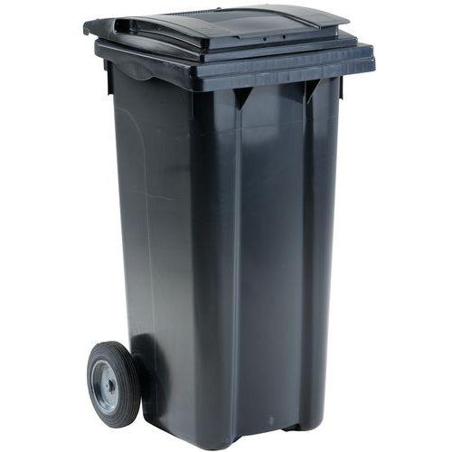Mobiele container voor afval sorteren - 240l