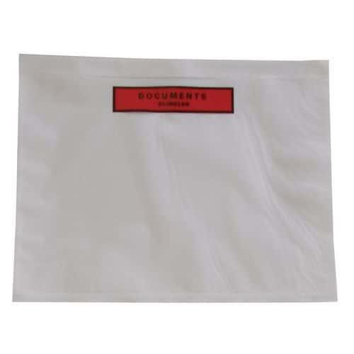 Paklijstenvelop Eco-List verstevigd - A4 - Met en zonder opdruk