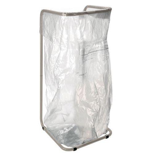 Transparante afvalzak voor container met groot volume - 400 tot 2500l - Manutan