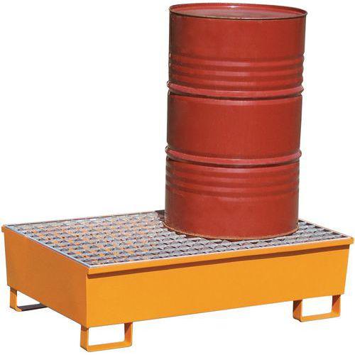 Kegelvormige opvangbak - Opvangcapaciteit 220 l - Manutan