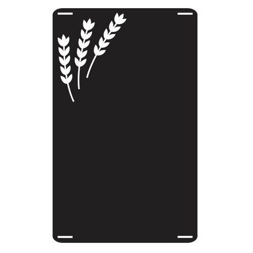 Krijtbord met markeerkrijt