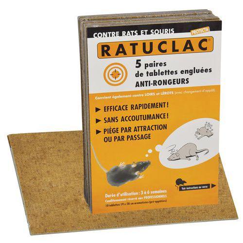 Muizen- en rattenval Ratuclac