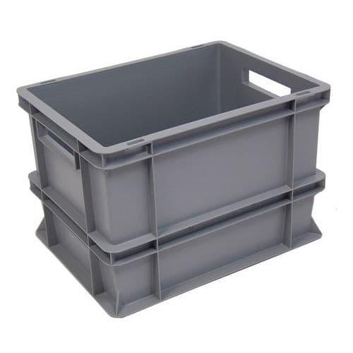 Bac et couvercle pour bac à vaisselle en polypropylène