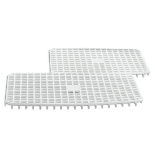 Bac alimentaire rectangulaire creux - Matfer