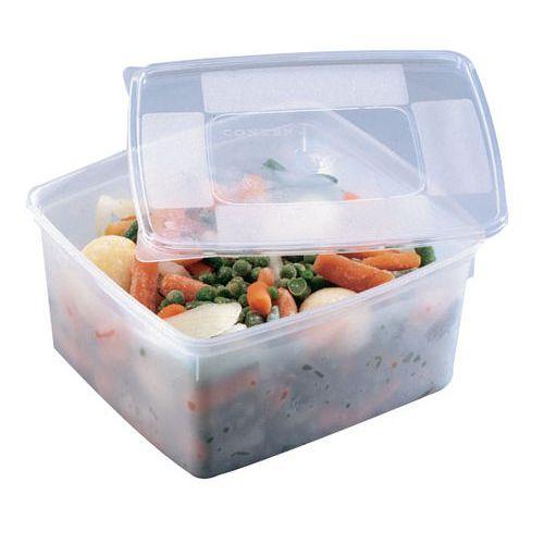 Boîte et couvercle gastronorme souple de conservation
