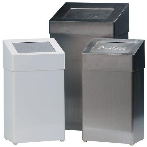 Metalen afvalbak - 50 l