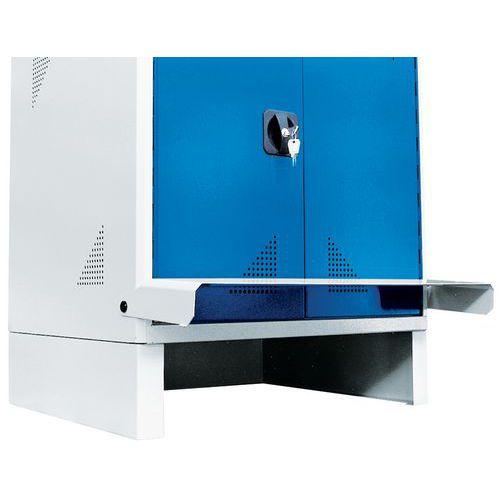 armoire informatique sur socle pour tour d 39 ordinateur. Black Bedroom Furniture Sets. Home Design Ideas