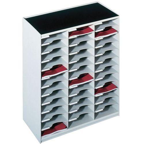Bloc trieur - 36 compartiments - Paperflow