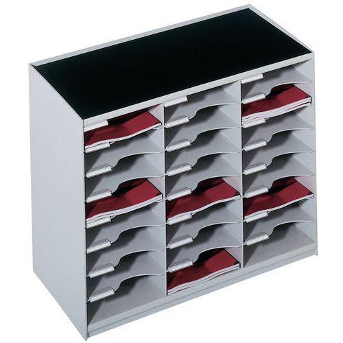 Bloc trieur - 24 compartiments - Paperflow
