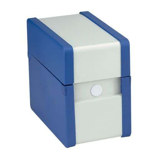 Boîte à fiches pour indexage - En largeur - Acco