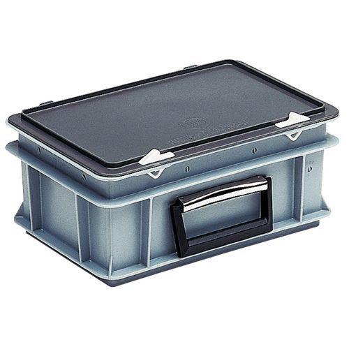 Rako-gereedschapskoffer met klep - Standaard - Lengte 600 mm