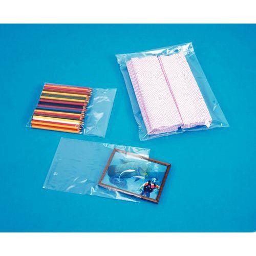 Sachet plastique neutre Minigrip® - 50 µm
