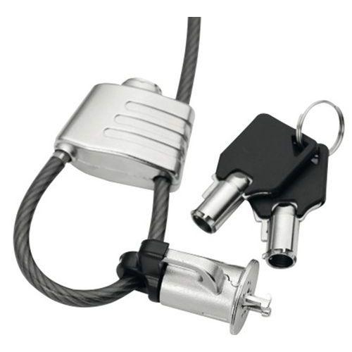 Sleutelvergrendelingssysteem Dacomex met kabel - 2 sleutels