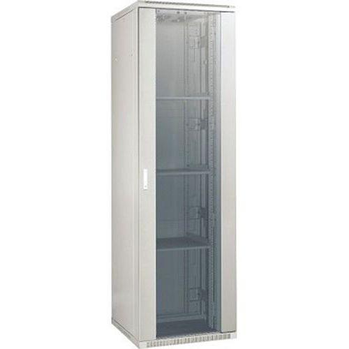 Netwerkkast DEXLAN 27U 600x600 (grijs) enkele deur