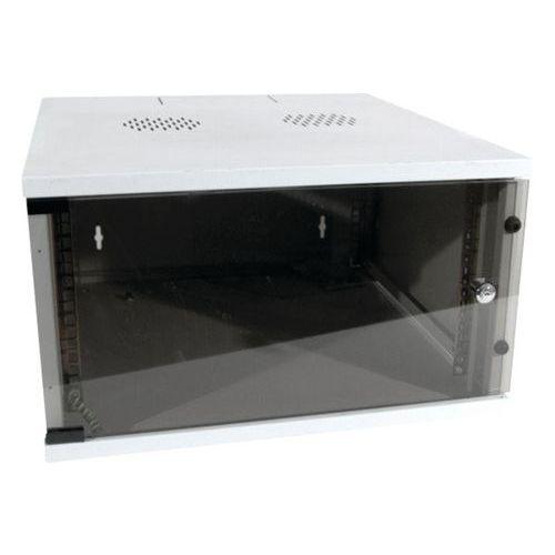 "Wandkast eco vast DEXLAN 19"" 12U prof 450 mm (grijs)"