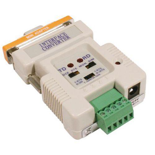 RS232 naar RS422 / 485 Converter met USB-voedingskabel
