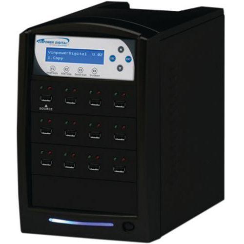 Duplicator/kopieerder USB-stick van 1 naar 11