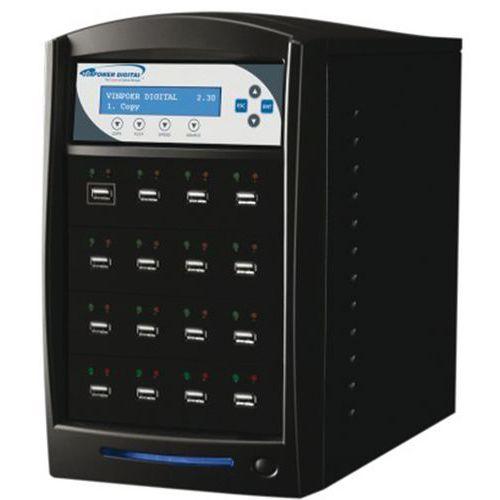 Duplicator/kopieerder USB-stick van 1 naar 15