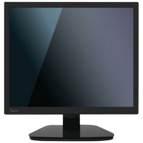 Videobewarkingsscherm glasplaat HDMI IPURE GV19