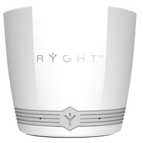 Luidsprekerbox mini draagbaar RYGHT Bluetooth Grijs/Wit