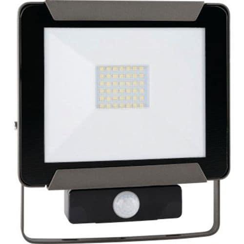 LED schijnwerper 50 W 4000 K met detector