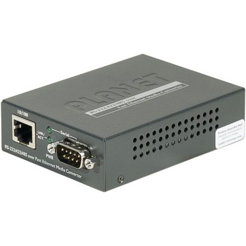 Planet server 1 poort RS232/485/422 naar IP RJ45 10/100