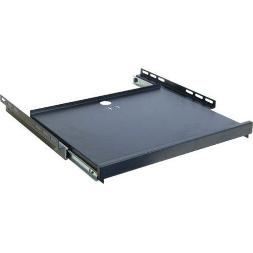 """Toetsenbord lade voor rek DEXLAN 19"""" van 800 mm Zwart"""