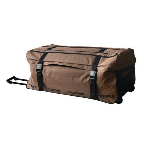 5307d4c675d Soepele trolley tas Soft Trunk
