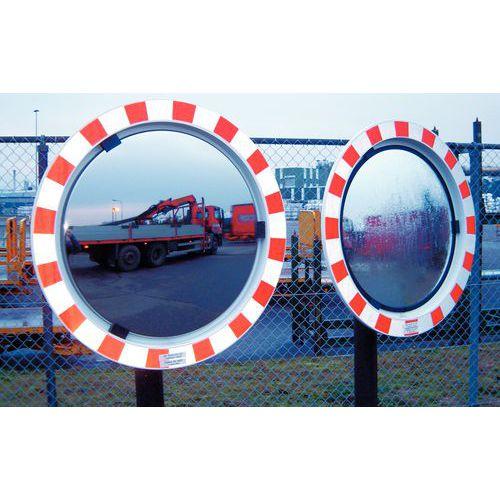 Veiligheidsspiegel buiten met bescherming tegen wasem en condens Hydro Jislon - Industrie
