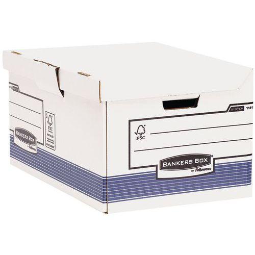 Box voor archiefdozen Bankers Box automatisch A4+