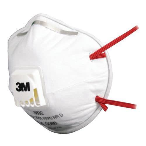 masque medical jetable 3m